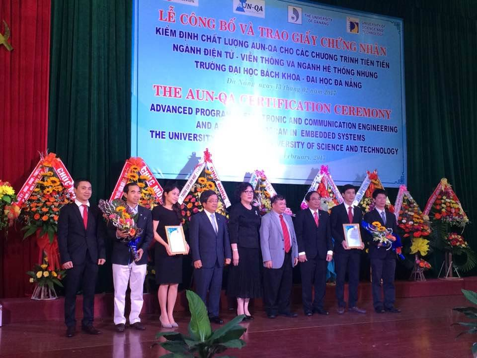 University of Danang Awarded AUN-QA Certification.jpg